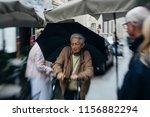 paris  france   october 1  2016.... | Shutterstock . vector #1156882294