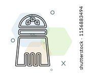 salt shaker icon vector can be... | Shutterstock .eps vector #1156883494
