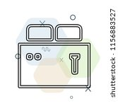 toaster icon vector can be used ...   Shutterstock .eps vector #1156883527