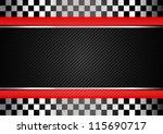 racing black striped background ... | Shutterstock .eps vector #115690717