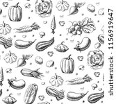 seamless pattern with... | Shutterstock .eps vector #1156919647