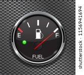 fuel gauge. full tank. round...   Shutterstock .eps vector #1156941694