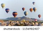 cappadocia  turkey   may 04 ... | Shutterstock . vector #1156982407