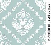 orient vector classic pattern....   Shutterstock .eps vector #1156984621