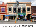 mexico city mexico   december... | Shutterstock . vector #1157005474