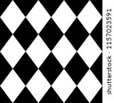 seamless pattern with black and ... | Shutterstock .eps vector #1157023591