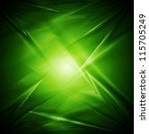Bright Green Elegant Backgroun...
