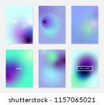 modern futuristic vibrant... | Shutterstock .eps vector #1157065021