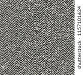 monochrome melange zigzag... | Shutterstock .eps vector #1157101624