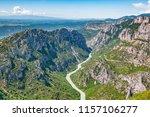 Summer View Of Verdon Gorge....