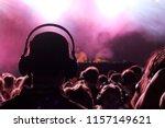 a man wearing a pair of... | Shutterstock . vector #1157149621