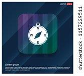 compass icon   free vector icon