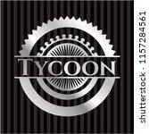 tycoon silver badge | Shutterstock .eps vector #1157284561