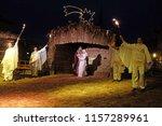 zagreb  croatia   december 20 ... | Shutterstock . vector #1157289961
