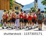 schliersee  germany   august  5 ... | Shutterstock . vector #1157305171