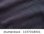 black fabric sport clothing...   Shutterstock . vector #1157318431