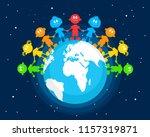 vector illustration of... | Shutterstock .eps vector #1157319871