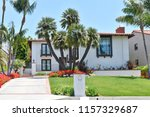 dream houses and estates in... | Shutterstock . vector #1157329687