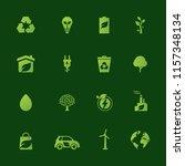 ecology  energy  environment... | Shutterstock .eps vector #1157348134