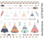 Tribal Teepee Arrow Collections