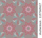 minimalist branches elegant... | Shutterstock .eps vector #1157369617
