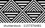 seamless pattern with striped... | Shutterstock .eps vector #1157376481