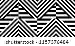 seamless pattern with striped... | Shutterstock .eps vector #1157376484