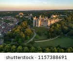 Drone Image Of Arundel Castle...