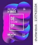 night party banner template for ...   Shutterstock .eps vector #1157420104