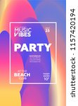 night party banner template for ...   Shutterstock .eps vector #1157420194