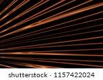 illustrative powerful orange... | Shutterstock . vector #1157422024