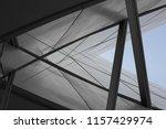 double exposure photo of... | Shutterstock . vector #1157429974