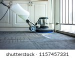 floor care and cleaning... | Shutterstock . vector #1157457331