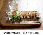 snack of background. | Shutterstock . vector #1157498581