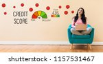 Poor Credit Score With Young...