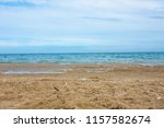 adriatic sea coast view.... | Shutterstock . vector #1157582674