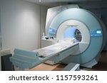 mri machine. medical equipment... | Shutterstock . vector #1157593261
