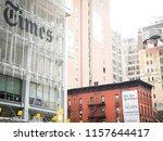 new york may 28 2018  camera... | Shutterstock . vector #1157644417