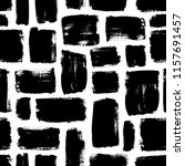 seamless pattern with squares.... | Shutterstock .eps vector #1157691457