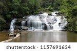 Panther Creek Falls In Georgia...