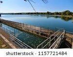 running water power plant | Shutterstock . vector #1157721484