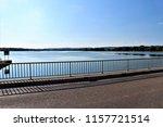 running water power plant | Shutterstock . vector #1157721514