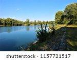 running water power plant | Shutterstock . vector #1157721517
