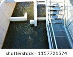 running water power plant | Shutterstock . vector #1157721574