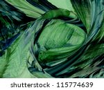 abstract background painting | Shutterstock . vector #115774639