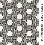vector seamless pattern. modern ... | Shutterstock .eps vector #1157746891