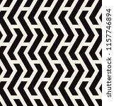 vector seamless pattern. modern ... | Shutterstock .eps vector #1157746894