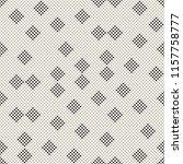 vector seamless pattern. modern ... | Shutterstock .eps vector #1157758777