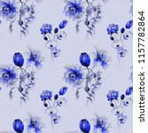 stylized seamless background...   Shutterstock . vector #1157782864