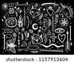 sketch graphic illustration... | Shutterstock .eps vector #1157913604